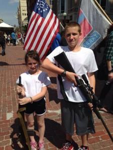 gun kids